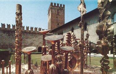 「平行植物」シリーズ 幻想の庭 1978年
